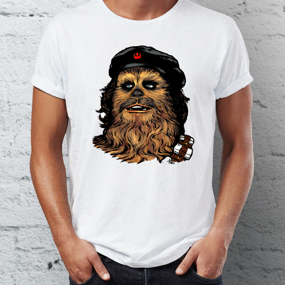 Newest Arrival Hot-Sales Fashion Women//Men/'s 3D Print Chewbacca T-Shirts