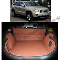 free shipping car trunk mat cargo mat for jeep grand cherokee wk2 2011 2012 2013 2014 2015 2016