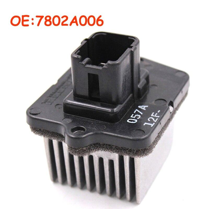 Fits 2008-2011 Mitsubishi 7802A006 Replacement HVAC Blower Motor Resistor