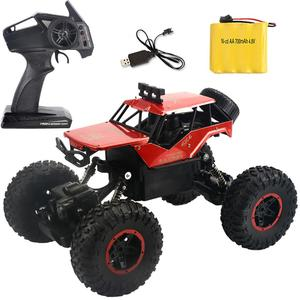 Image 4 - 1:14 2.4G Mini Remote Control Off Road Monsta Truck High Speed RTR RC Car Toy