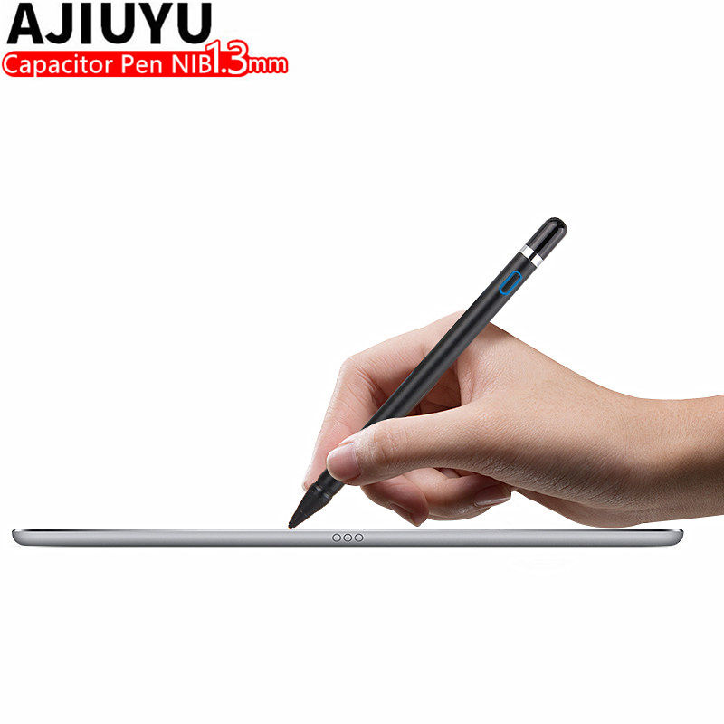 Active Pen Stylus Capacitive Touch Screen For Samsung Galaxy Tab A T560 T561 T585 T580 P5100 T815 T813 T550 T555 Tablet Case Pen