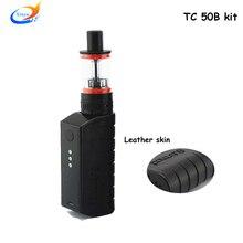 บุหรี่อิเล็กทรอนิกส์Subtech TC 50B 50วัตต์Vapeใหญ่M22ถังกล่องเครื่องฉีดน้ำชุดสมัยVapeปากกาหนังสมัยVaporizer