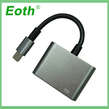 Light to AV HD HDTV TV Digital Cable Adapter For iPhone to HD-MI Converter For iPhone 7 6 5 5s For Lighting Digital AV Adaptor стоимость