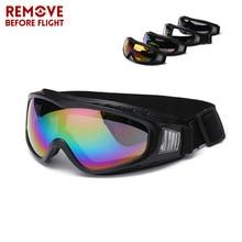 Motocross Goggles Glasses Men Women Windproof Dustproof ski goggles Oculos For Motorcycle Dirt Bike Racing