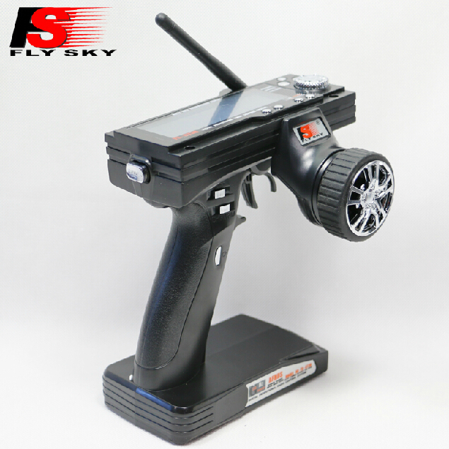 ФОТО Genuine Original FlySky FS-GT3B 2.4G 3CH Gun Transmitter &Receiver LCD Radio System Remote Controller for RC Car Boat