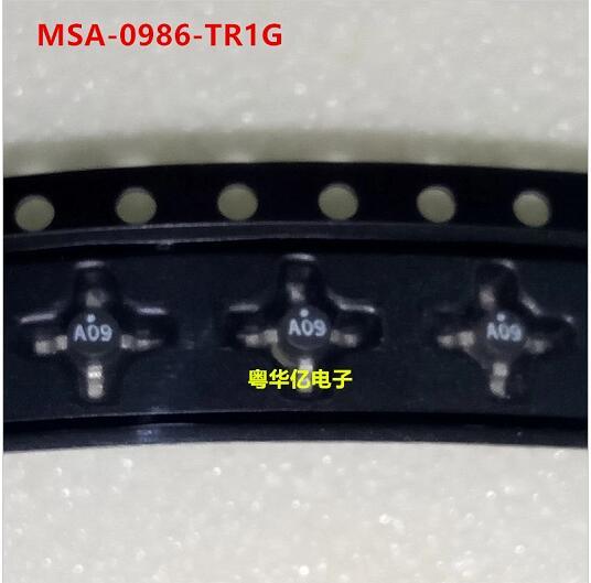 40pcs/lot   MSA-0986-TR1G MSA-0986 A09 SMT-86 RF 40pcs/lot   MSA-0986-TR1G MSA-0986 A09 SMT-86 RF