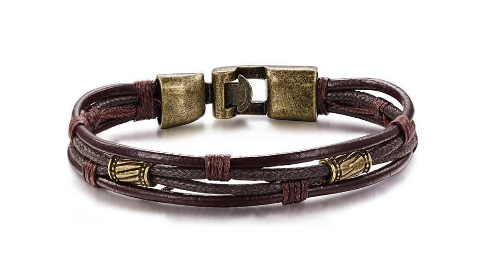 PH855J-(13)_ leather bracelets