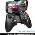 DHL 10 pçs/lote PG 9021 Gaming Jogo Bluetooth Wireless Controller PG-9021 Gamepad gamecube Joystick para IOS Android Phone
