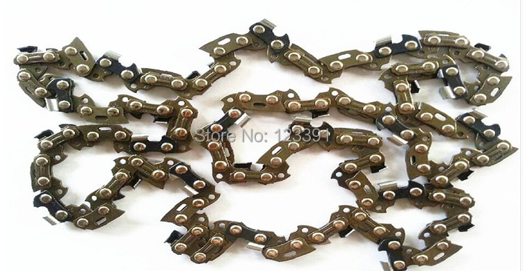 Free shipping china production 36104 links guague 404 Chain for 36 guide bar for professional chainsaw MS 070 Chain saw
