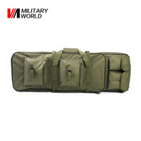 85CM Tactical Military Airsoft Hunting Outdoor Sports Protection Waterproof Durable Dual Rifle Gun Bag Case With