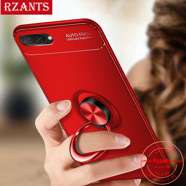 size 40 13e17 fdea7 US $4.89 |Rzants Phone Case For OPPO A3s Magnetic Car Holder Case 360  Rotating Finger Ring Phone Soft Back Cover For OPPO A3s-in Half-wrapped  Case ...