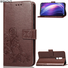 цена на For Meizu X8 Case Soft Silicone Leather Wallet Dirt-resistant Phone Case For Meizu X8 Cover For Meizu X8 Phone Bag Case BSNOVT