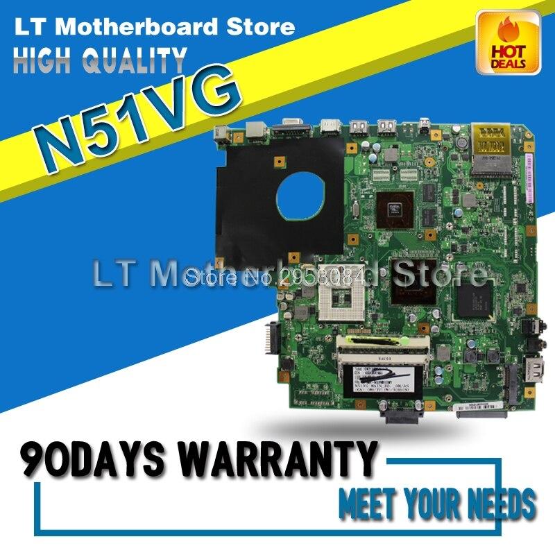 N51VG Motherboard For ASUS N51VF N51VG Laptop motherboard N51VG Mainboard N51VG Motherboard test 100% OKN51VG Motherboard For ASUS N51VF N51VG Laptop motherboard N51VG Mainboard N51VG Motherboard test 100% OK