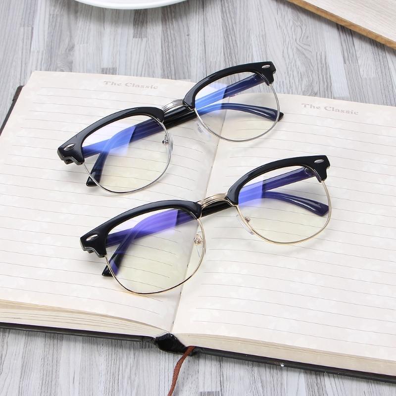 Anti-glare Anti-uv Gaming Lettura Digitale Del Computer Schermo Di Protezione Degli Occhi Occhiali
