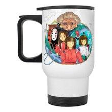 Spirited Away - Ghibli movies stainless steel travel mug