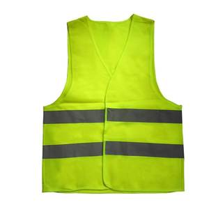 Leepsom High Visibility Reflective Safety Clothing Vest