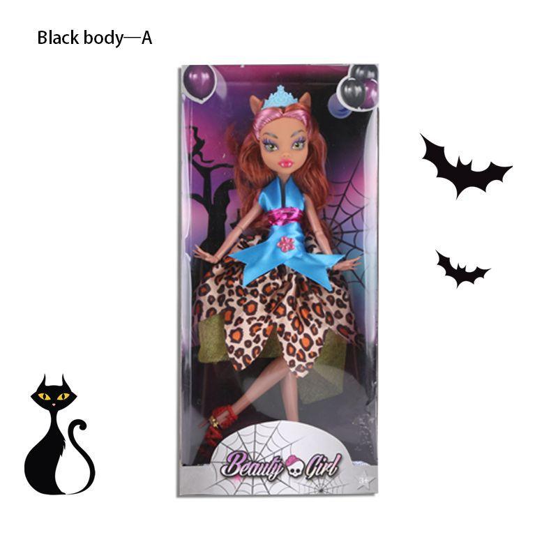 MONSTER HIGH Original Doll Toys For Children Lol Dolls For Girls MONSTER HIGH Lol Original Dolls in Dolls from Toys Hobbies