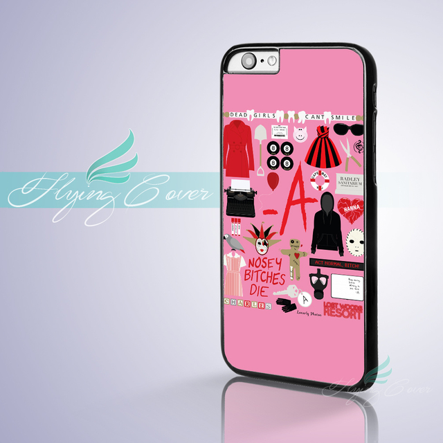 pretty little liars coque iphone 6