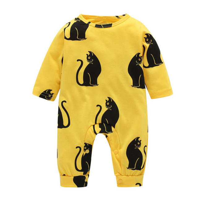 Autumn Baby Rompers Christmas Baby Boy Clothes Newborn Clothing Cotton Baby Girl Clothes Roupas Infant Jumpsuits Newborn Rompers 5