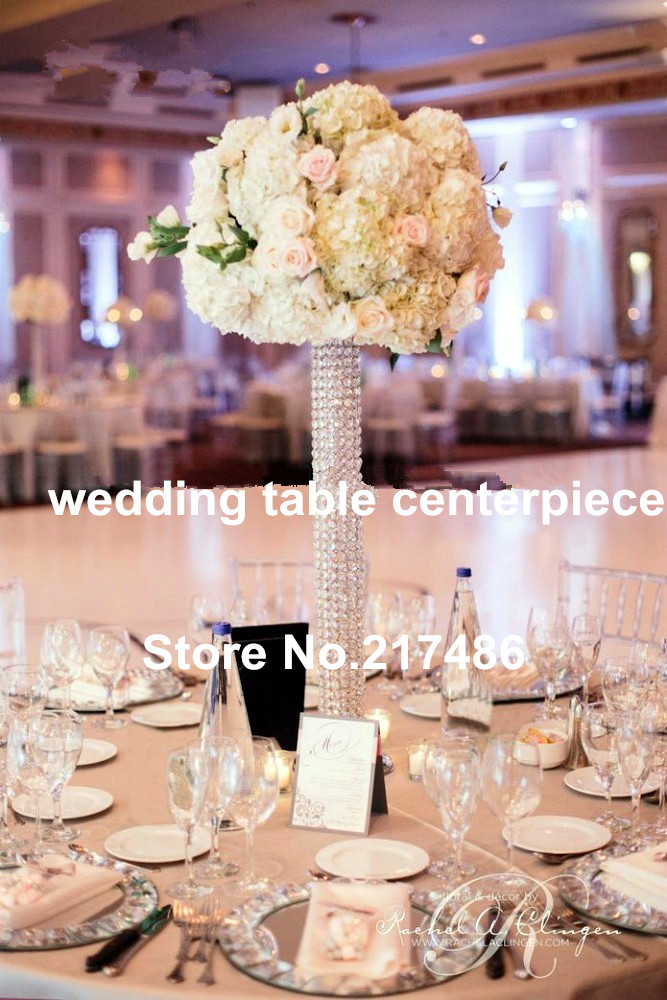 Compare prices on tall glass vase online shopping buy low for Buy wedding centerpieces