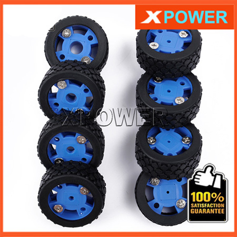 free shipping Wholesale For Robot 4pcsl/lot No.3 1401 Rubber Wheel Tire Aperture 2-10mm Wheel Tyre 47X21mm free shipping wholesale for rc car 4pcs lot no 2 1401 rubber wheel tire aperture 2 10mm toy wheel tyre 70x12mm