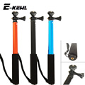 Extendable Waterproof Monopod Pole Handheld Gopro Accessories Monopod Tripod for Go Pro Hero 4 3 2 xiaomi yi SJ4000 Sony Camera