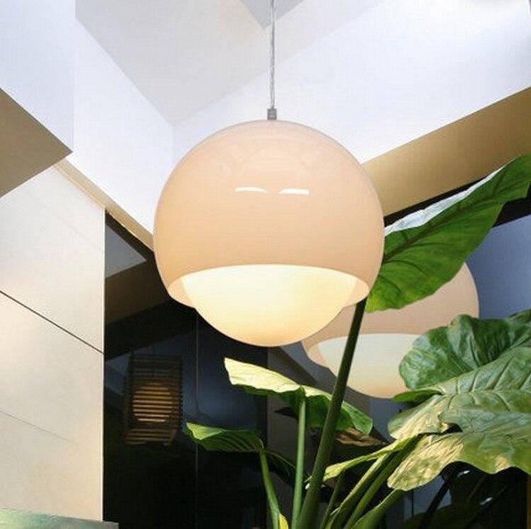 Lampes suspendues Vintage américaines en verre clair suspension E27 110V 220V pour salle à manger décor à la maison planétarium