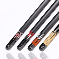 Billiard Pool Cue Stick With 13mm Cue Tip Snooker Cue