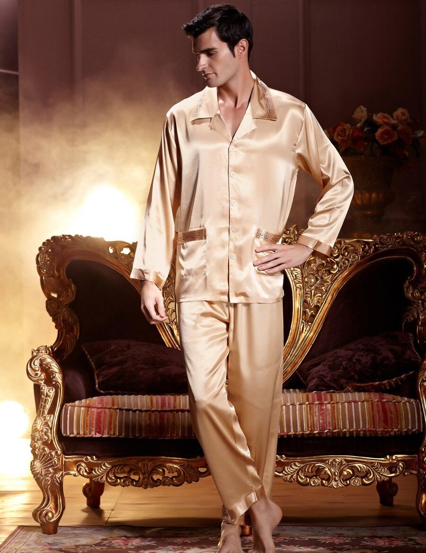 Compare Prices on Man Silk Pajamas- Online Shopping/Buy Low Price ...