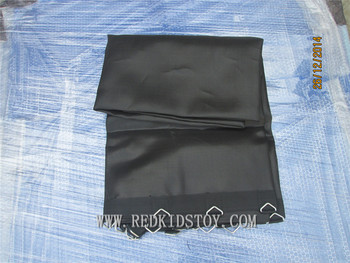 Strong Black Trampoline Jumping Mat 2X2M CE Certificated Trampoline Spare Part HZ-LG028F