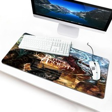 Custom High Speed New Mousepad Gaming Or Office Mice Play Mats Mouse Pad CS GO Gamer Rectangle Mousemat