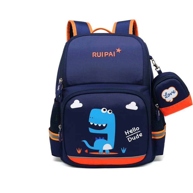 Cartoon Printing Kids School Bags Ultralight Toddler Bag Children Backpacks For Kindergarten Orthopedics School Backpack Mochila