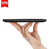 GPD карман 2 Amber 7 дюймов сенсорный экран мини ПК карманный ноутбук UMPC ultrabook Intel Celeron CPU 3965Y оконные рамы 10 системы 8 ГБ/128 ГБ