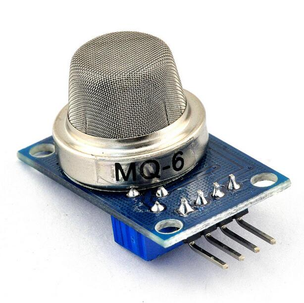 Circuithelp Lpg Gas Sensor Mq6