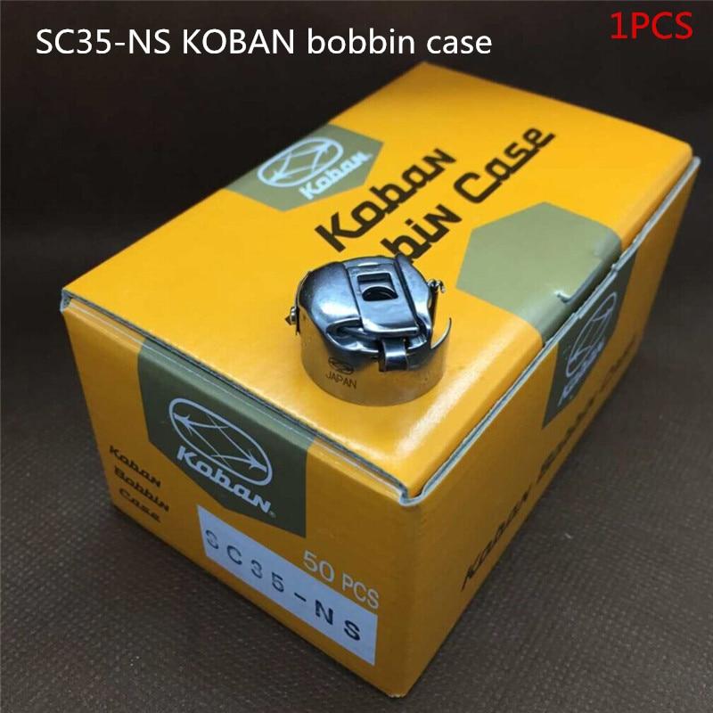 SC35-NS KOBAN Bobbin Case For Tajima Barudan SWF Melco TOYOTA Feiya ZGM Embroidery Machine Hot Sale Original Authentic