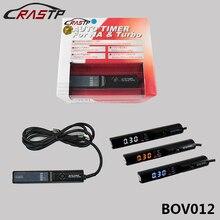 Rastp-APEXI турботаймер для Универсальный авто с Оригинальная коробка (красный/синий/белый свет RS-BOV012