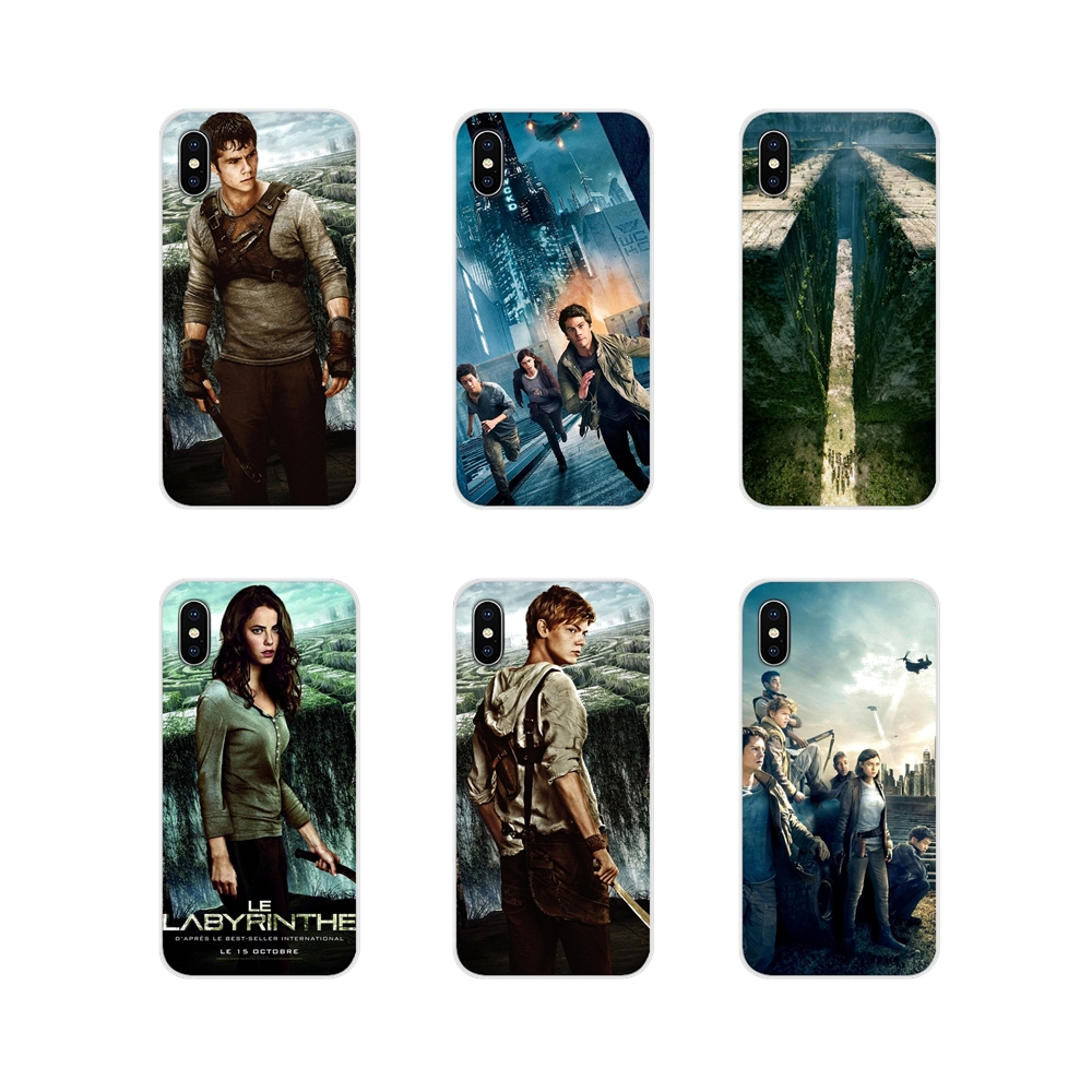 Phone Bags & Cases Cell Phone Cases Covers Wes Ball Maze Runner The Death Cure For Samsung Galaxy A5 A6s A7 A8 A9s Star J4 J6 J7 J8 Prime Plus 2018