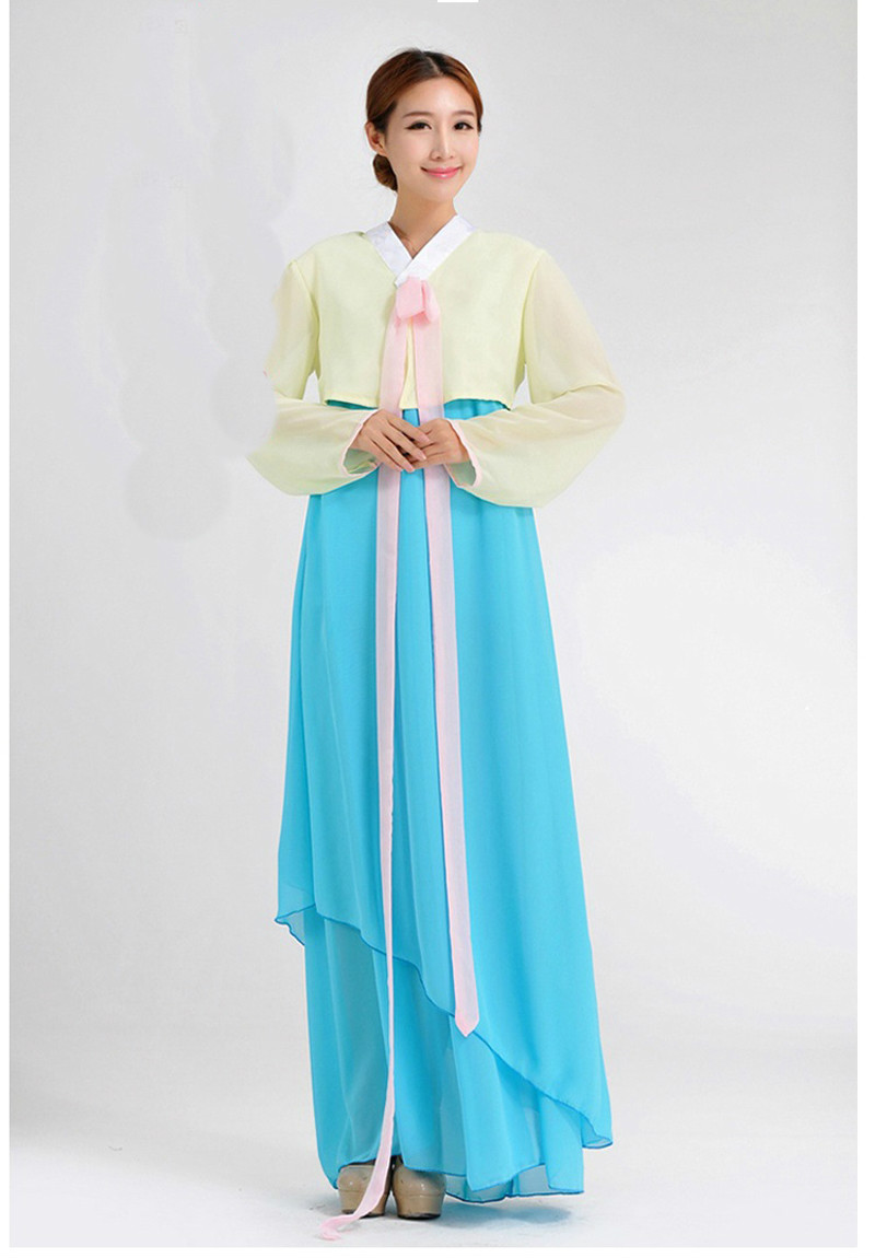 Innovative SeoulMania KOREAN NATIONAL DRESS  HANBOK