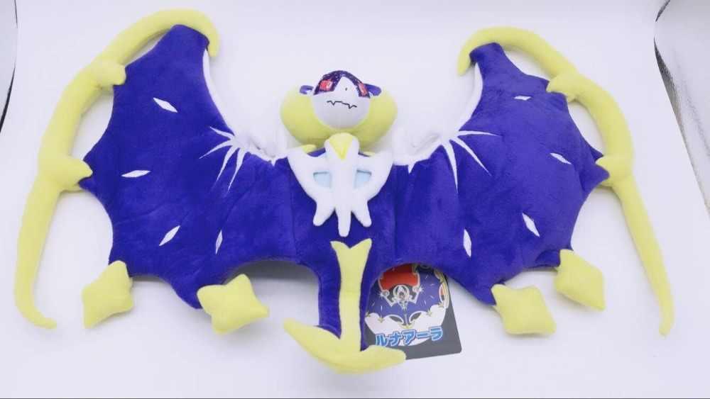 アニメゲームピカチュウシリーズ新 30 センチメートル Lunala ぬいぐるみぬいぐるみ子供のための誕生日プレゼント