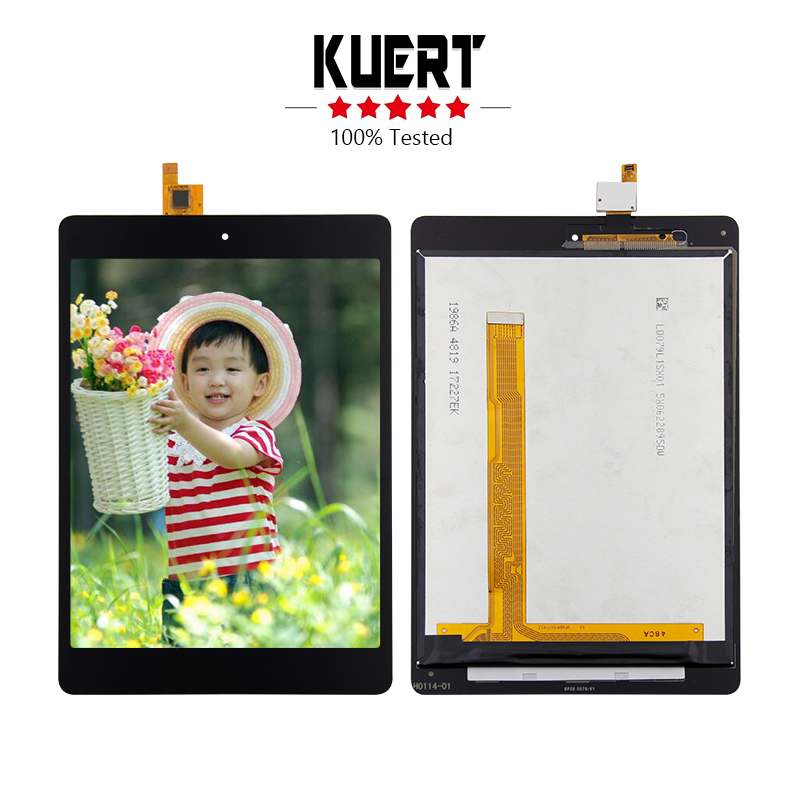 Free Shipping For xiaomi mipad 1 7.9 Digitizer Touch Screen Lcd Display Assembly Replacement new 11 6 full lcd display touch screen digitizer assembly upper part for sony vaio pro 11 svp112 series svp11216px svp11214cxs