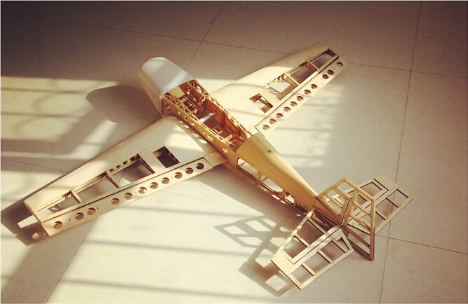 Us 6989 New Design Hot Balsa Wood Airplane Kits Extra 330 Kits Combo With Canopy Cowl Landing Gear Wooden Aircraft Airplane Kits In Model Building