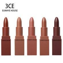 3CE Eunhye House silky matte lipstick long lasting waterproof baton mate nude lipstick set labial mate