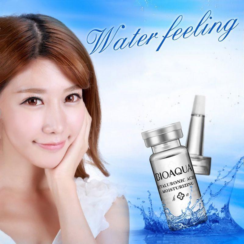Líquido hidratante Hialurónico Suero Cuidado de la Cara Para Estrías Crema Anti-