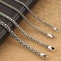 Серебряные аксессуары оптом кукурузы Цветок Ожерелье коллокации отправить мужчин попкорн Liannan серебряная цепь