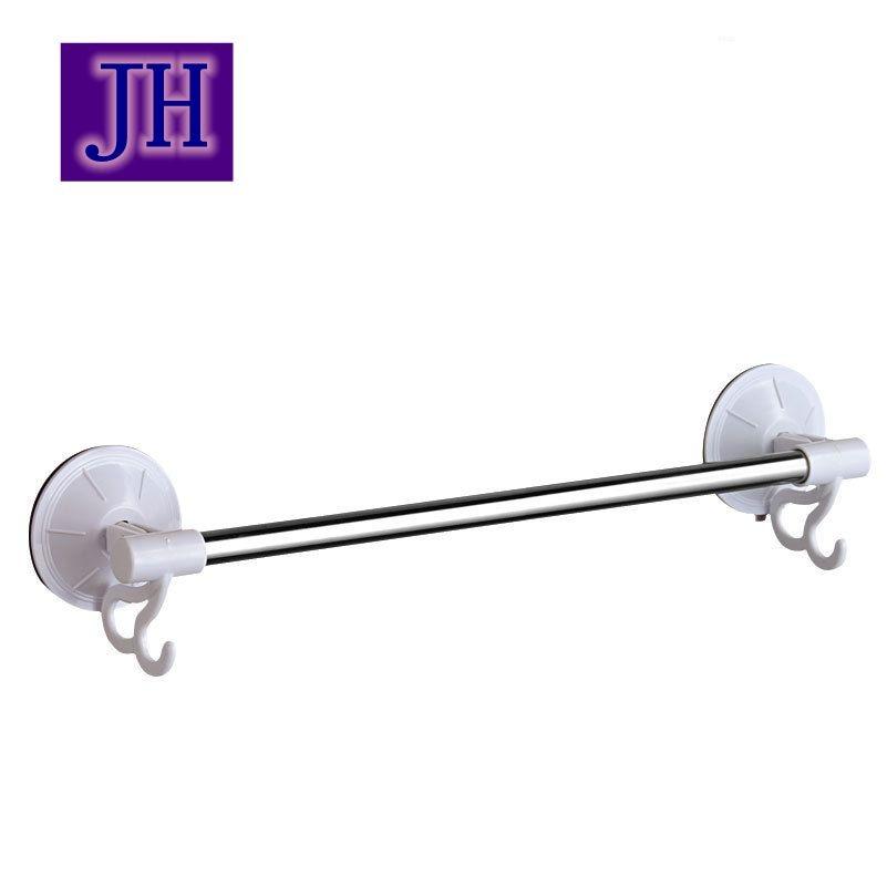 Charming Aliexpress Com Buy European Bathroom Towel Bar 40cm Stainless Steel Wall  Hanger Towel Rack Suction Hooks
