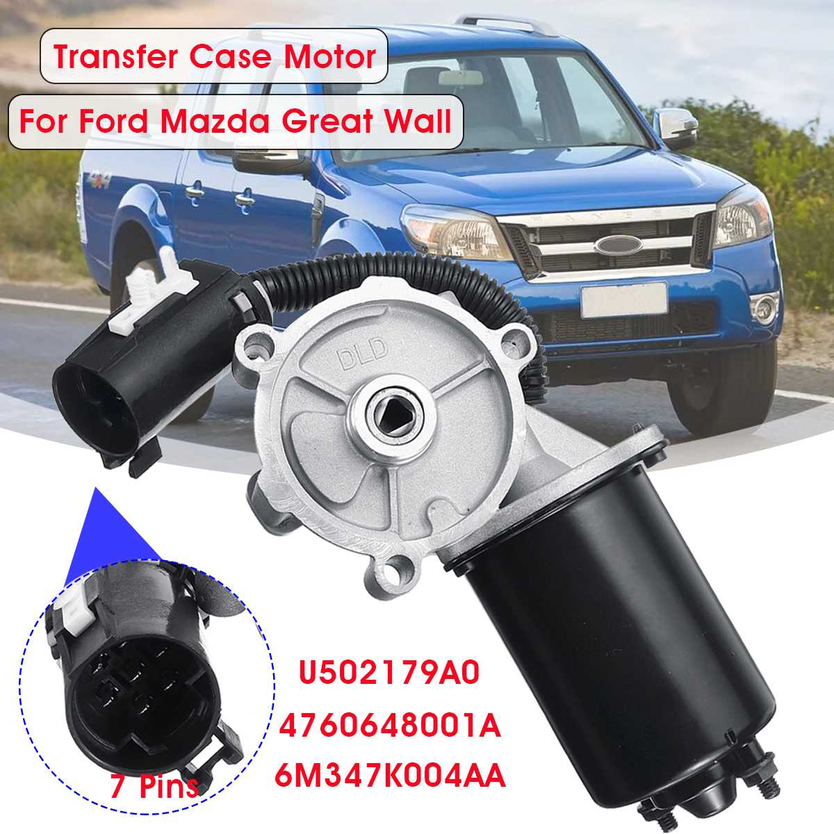 What Does A Transfer Case Do >> Details About 4760648001a Transfer Case 4x4 Shift Motor Actuator Transmission For Ford Ranger