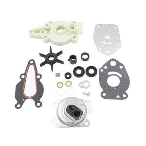Outboard Water Pump Impeller Repair Kit For Mariner Mercury Force 6-15 HP 46-42089A5