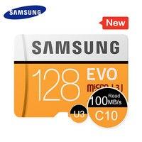SAMSUNG Memory Card 16G 32G 64G 128G TF48M EVO MicroS Class 10 TF Trans Flash Memory