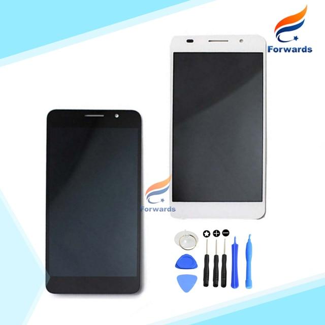A estrenar LCD para Huawei Honor 6 H60-L02 H60-L04 H60-L12 pantalla con Touch Digitizer + conjunto de herramienta de 1 unidades envío gratis
