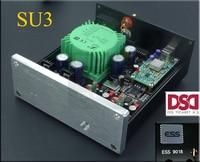 The highest level chip ESS9018 XMOS Audio decoder USB Support DSD/PCM 32BIT/384K DAC Audio converter headphones listen music